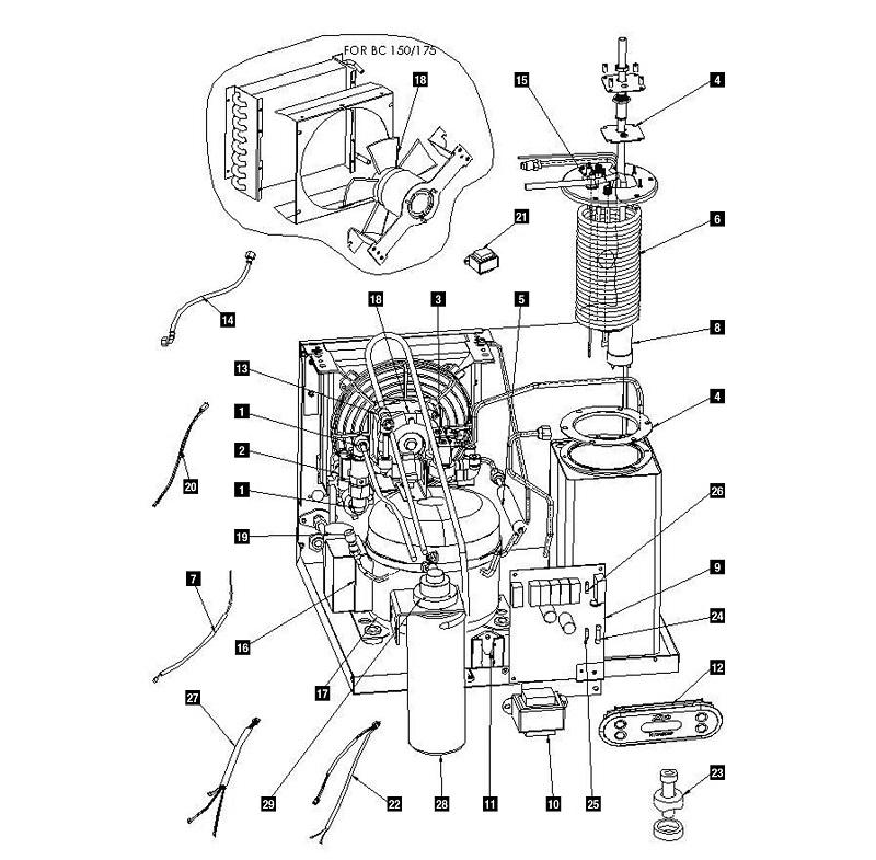 Ht Bc Boiler Module With Dc Pump Zip Water Faq