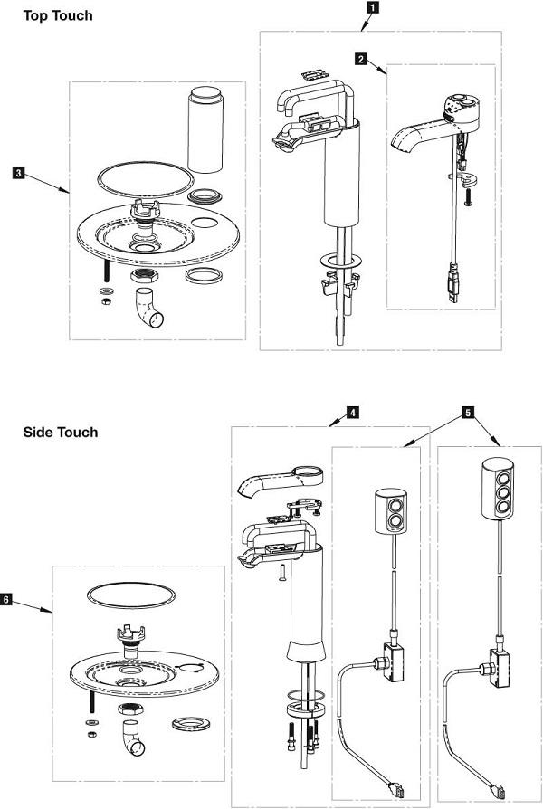 Water Chiller: Zip Water Chiller Parts