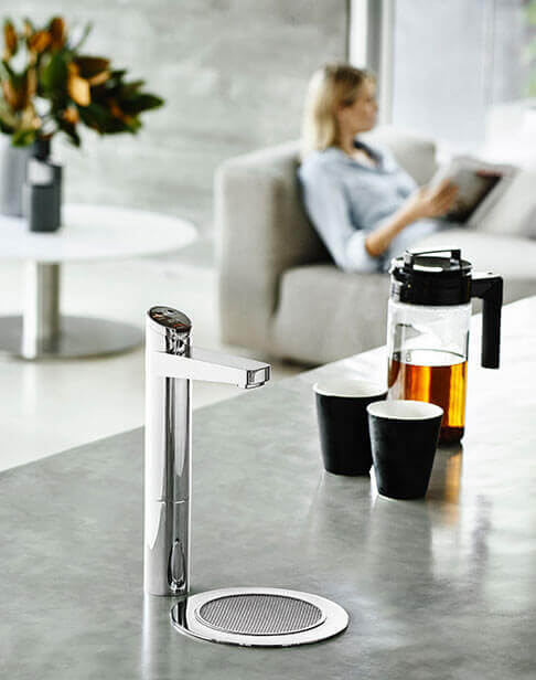 Bright Chrome Elite HydroTap