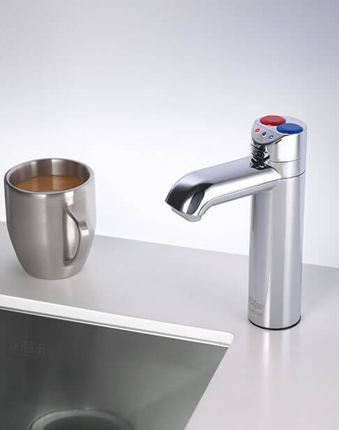 Industrial HydroTap in Bright Chrome
